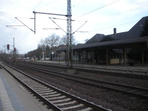 Schleswig Train Station